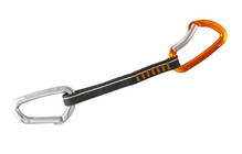 Camp Orbit Express 20 cm geanodiseerd grey/orange
